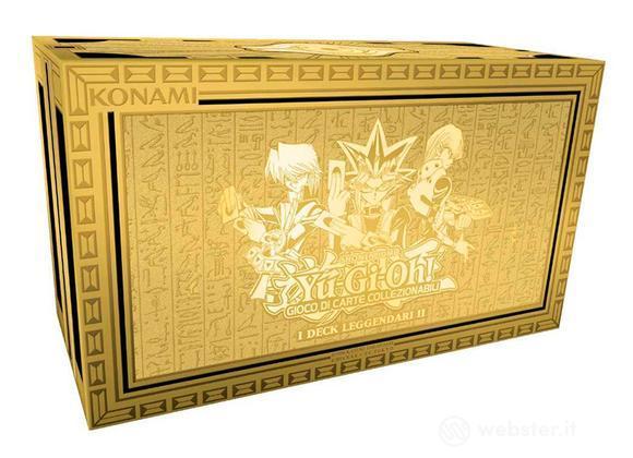 Yu-Gi-Oh!Deck Leggendari II-Unlimited IT