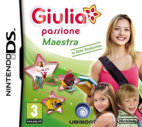 Giulia Passione Maestra: In Gita Scolas.