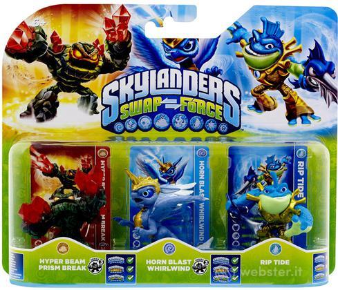 Skylanders Triple Pack E (SF)