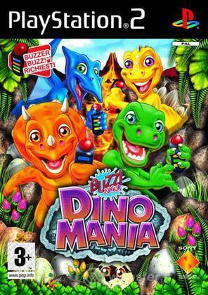 Buzz Junior Dino Mania