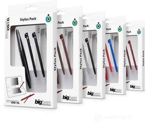 BB Confezione 3 pennini (1 Maxi) DSi XL