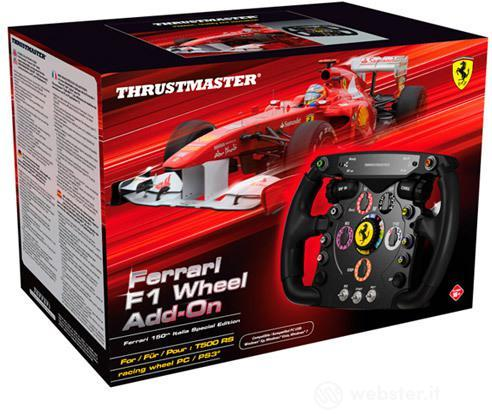 THR - Volante Ferrari F1 Add-On