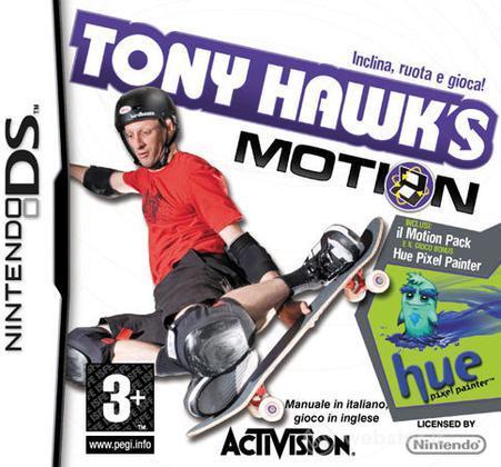 Tony Hawk's Motion