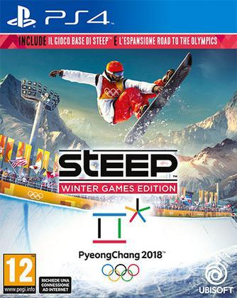 Steep Winter Games Edition