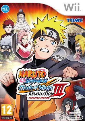Naruto Shippuden:Clash Of Ninja Rev III