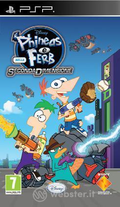Phineas & Ferb nella Seconda Dimensione