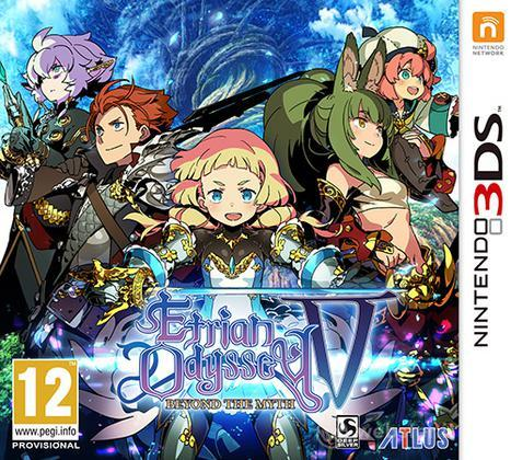 Etrian Odyseey V Beyond the Myth