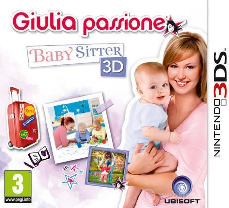 Giulia Passione Baby Sitter 3D