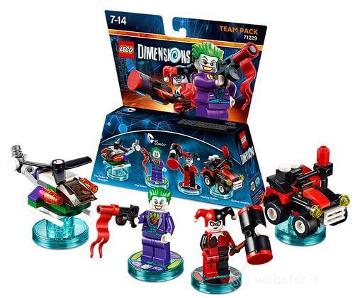 LEGO Dimensions Team Pack Joker e Harley