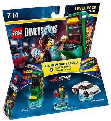 LEGO Dimensions Level Pack Retro Games