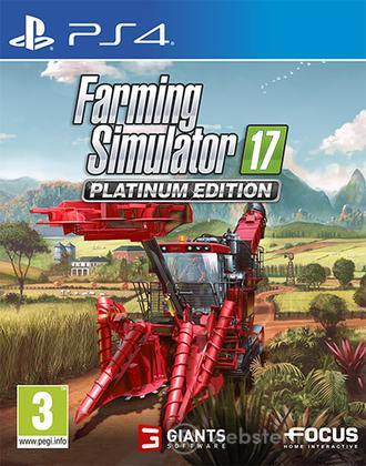 Farming Simulator 2017 Platinum Edition