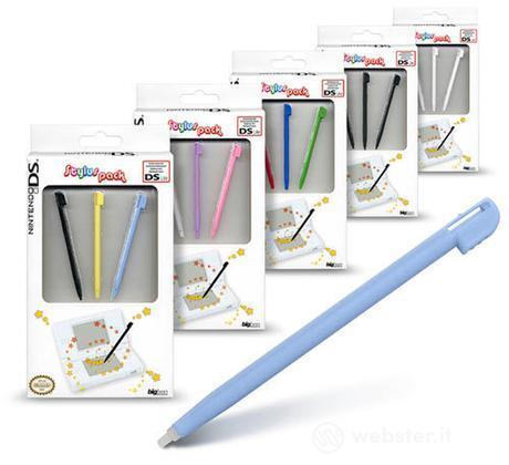 NDSLite Stylus Pen 3 pz Bigben