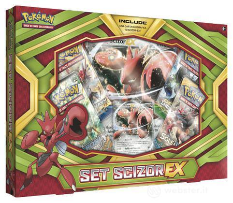 Pokemon Scizor EX