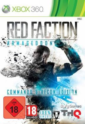 Red Faction Armageddon Special Ed.