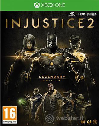 Injustice 2 Legendary Edition GOTY