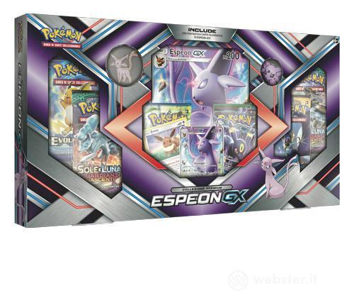 Pokemon GX Premium Coll. Espeon/Umbreon