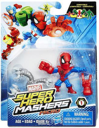 Figure Hero Mashers Micro Ass.