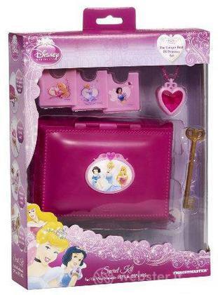 THR - Secret Pack Princess DS/3DS