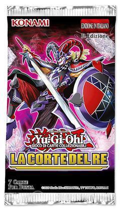 Yu-Gi-Oh! King's Court 1a Ed. 1 Bustina