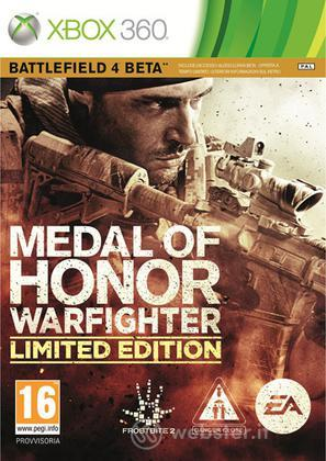 Medal of Honor Warfighter Limited Ed.