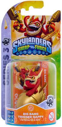 "Skylanders ""Big Bang"" Trigger Happy (SF)"