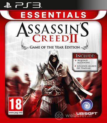 Essentials Assassin's Creed 2 GOTY