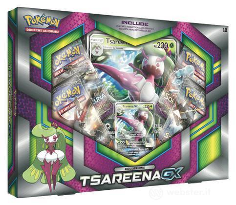 Pokemon Set Tsareena- GX