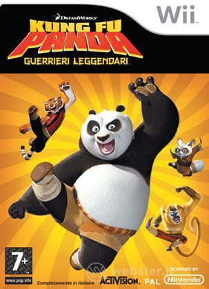 Kung Fu Panda - Legendary Warrior
