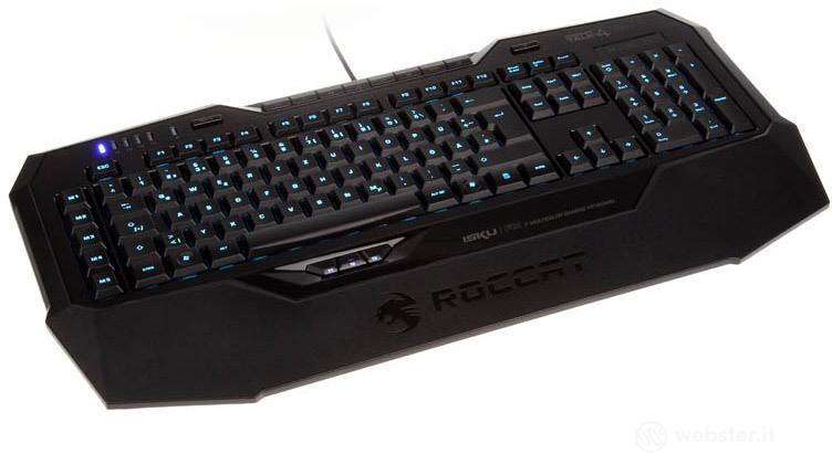 ROCCAT Keyboard Isku FX multicolor (US)