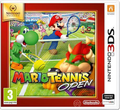 Mario Tennis Open Select