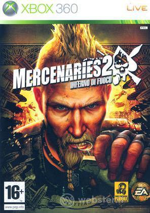 Mercenaries 2 Inferno Di Fuoco