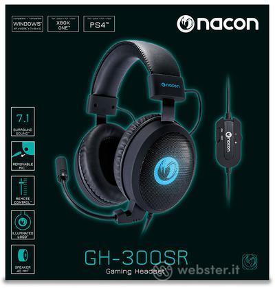 NACON Cuffie 7.1 PC
