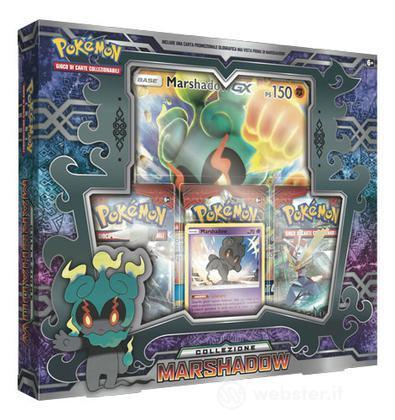 Pokemon Collezione Marshadow