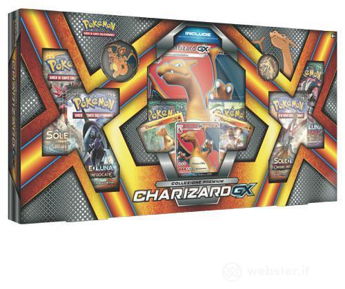 Pokemon GX Premium Collection Charizard