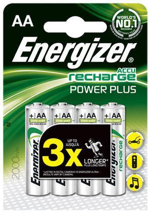 Pile Stilo Ricaricabili Energizer