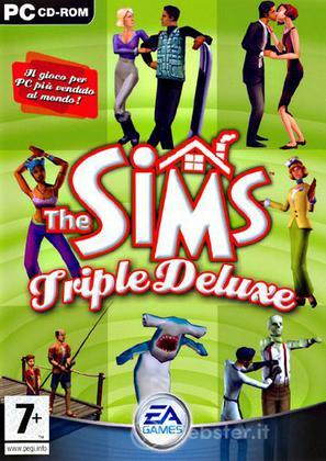 The Sims Triple Deluxe