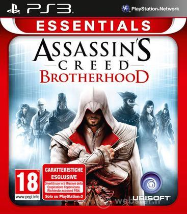 Essentials Assassin's Creed Brotherhood