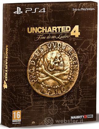 Uncharted 4: Fine di un Ladro Special Ed
