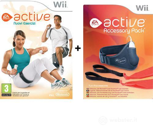 EA Sports Active Accessory + Nuovi Eser.