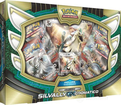 Pokemon Silvally Cromatico - GX