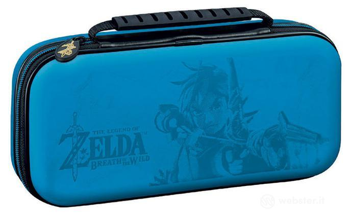 BB Custodia Deluxe Zelda Blu SWITCH