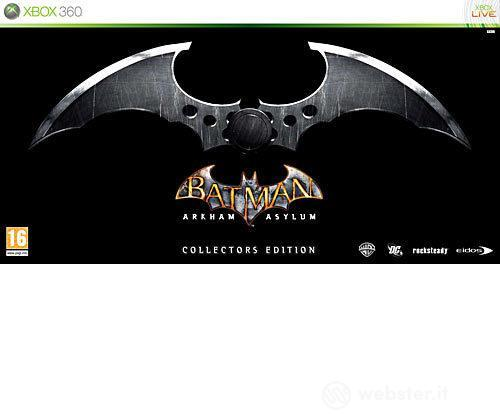 Batman Arkham Asylum Collectors Edition