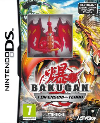 Bakugan 2 Coll with toy
