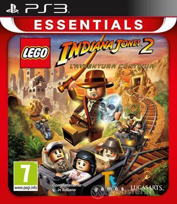 Essentials Lego Indiana Jones 2