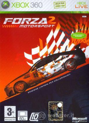 Forza 2 Motorsport Collectors Edition