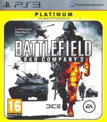 Battlefield: Bad Company 2 PLT