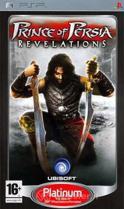 Prince of Persia 3 Revelations PLT