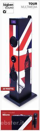 BB Torre multim docking+mic UK Flag