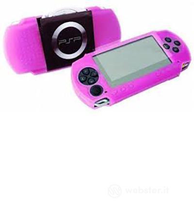 PSP Cover Protettiva Rosa