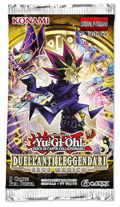 Yu-Gi-Oh!Duel.Leggend.Eroe Magico- Busta